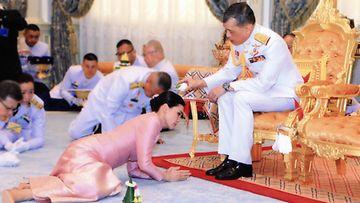 Thaimaan kuninkaan häät