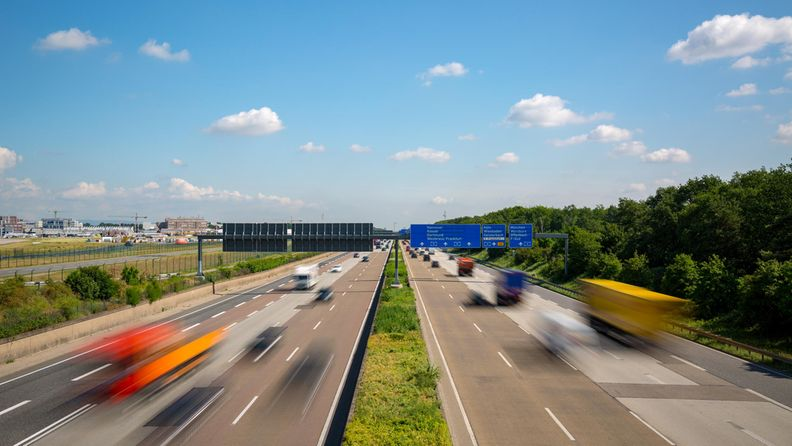 autobahn saksa moottoritie