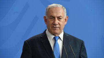 Benjamin Netanjahu AOP