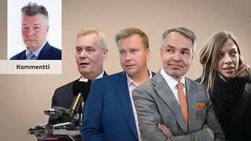 Jussi Kärki kommentti