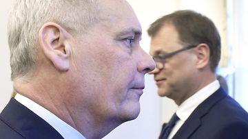 Juha Sipilä Antti Rinne LK
