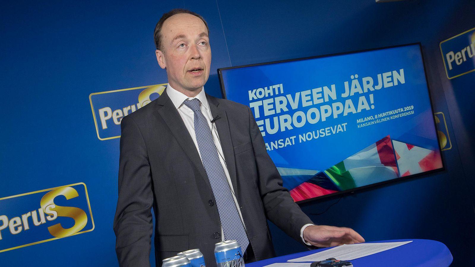 Alman mittaus: Perussuomalaiset selvästi suosituin puolue – pääministeripuolue SDP kolmantena