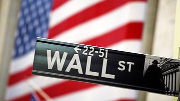 Wall street Yhdysvallat pörssi EPA