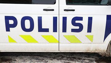 poliisiauto poliisi kuvitus