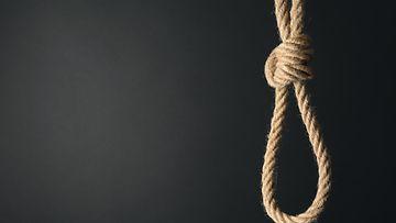 hirttoköysi, itsemurha, hirttosilmukka