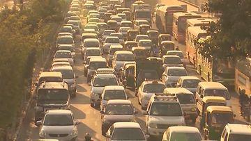 Hiilidioksidi, päästöt, auto