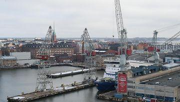 Helsingin telakka