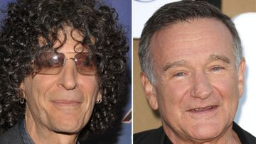 howard stern robin williams