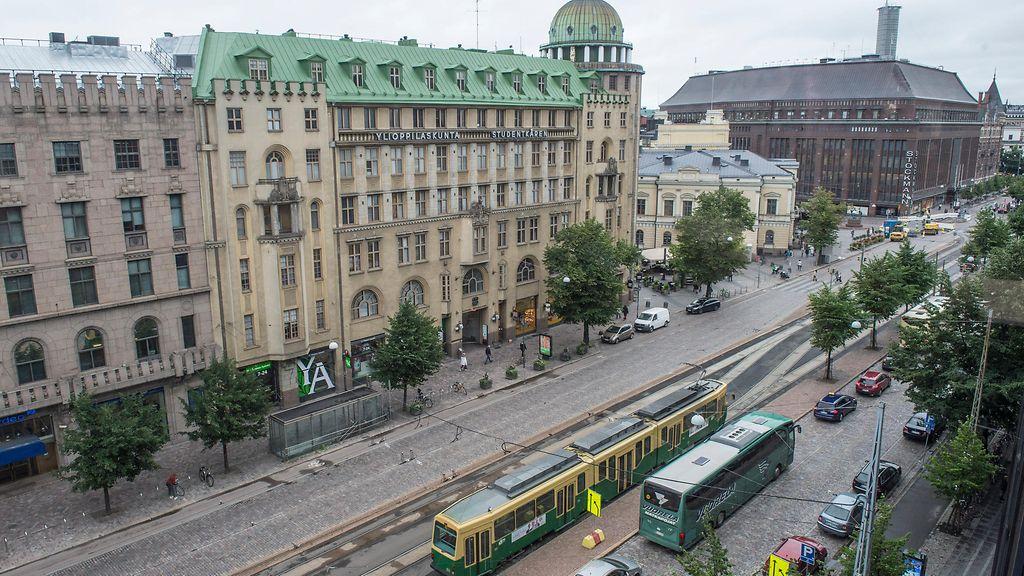 Helsinki Liikenne
