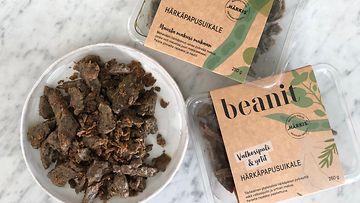 Beanit härkäpapu pakkaukset pakkaus Härkis