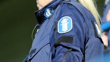 AOP, poliisi, kuvituskuva, nainen