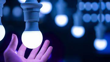 led-valo, lamppu