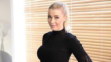 Monika Lindeman Fort Boyard Suomi -pressi 16.5.2019