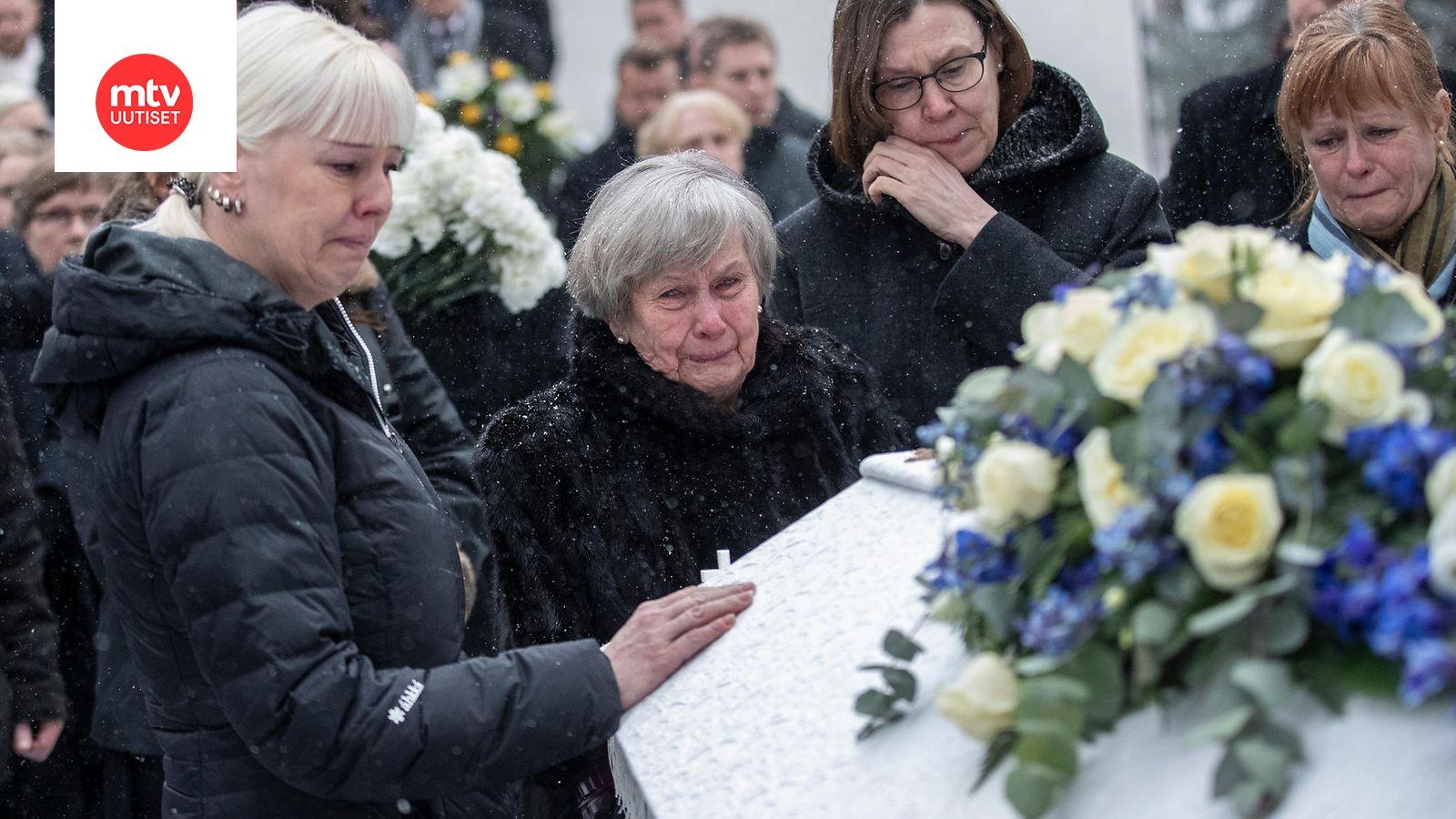 Matti Nykänen Hautajaiset