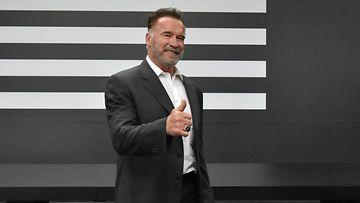 Arnold Schwarzenegger huhtikuu 2019