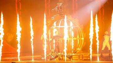 Hatari euroviisut finaali 14.5.2019