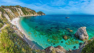 Elban saari Toscanassa