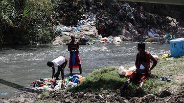 Kenia, Korogocho, slummi