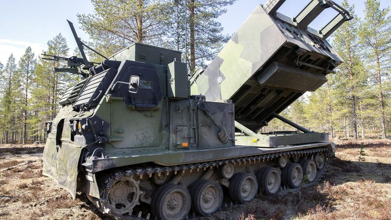 LK Monikansallinen yhteisen tulenkäytön todentamis- ja testaustapahtuma Bold Quest Rovajärvellä 20.5.2019 7