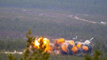 LK Monikansallinen yhteisen tulenkäytön todentamis- ja testaustapahtuma Bold Quest Rovajärvellä 20.5.2019 1