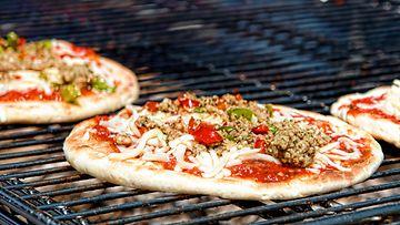 pizza grilli