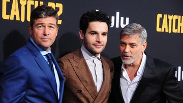 Kyle Chandler Christopher Abbott George Clooney