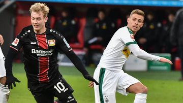 Julian Brandt & Thorgan Hazard