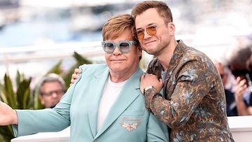 Elton John Taron Egerton