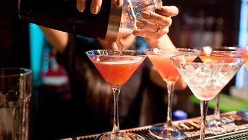 martini drinkki cocktail mocktail