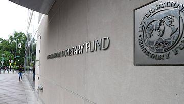 IMF pääkonttori Washington 2019