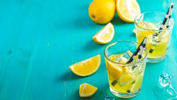 limoncello tonic drinkki cocktail