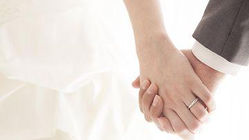 avioliitto, sormukset, häät