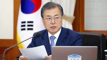 AOP Moon Jae-in