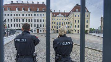 Bilderberg-ryhmän kokous kesäkuu 2016 Dresden hotelli Taschenbergpalais