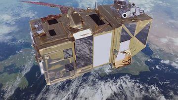 Satelliitti, ESA