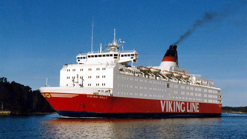 Viking Sally 29.4.1990 Bengt Sjöström SLHY