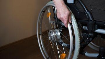 AOP Pyörätuoli, vammainen