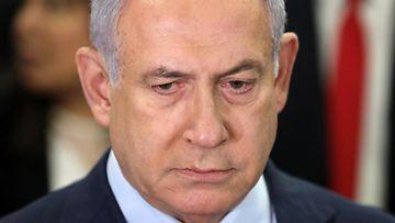AOP Benjamin Netanjahu