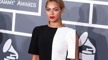 Beyoncé Grammyissa huhtikuussa 2019