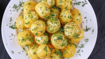 Uudet perunat varhaisperunat