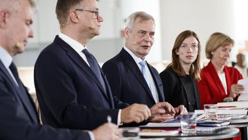 LK, Hallitus, Antti Rinne, Li Andersson, Pekka Haavisto, Juha Sipilä, Anna-Maja Henriksson