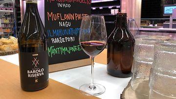 Lasihytti pirkka-viini viini 2