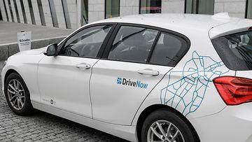 drive now yhteiskäyttöauto bmw