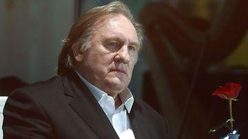 Gerard Depardieu huhtikuu 2018