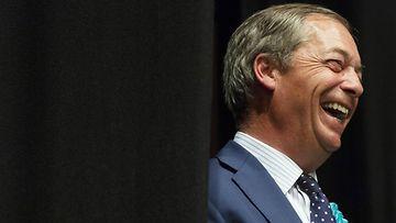 Nigel Farage AOP