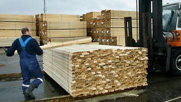 AOP saha metsäteollisuus