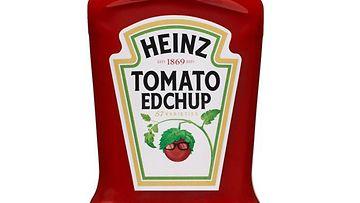 Heinz Edchup Ed Sheeran