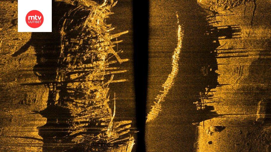 Kotkan edustalta löytyi uusia 1700-luvun lopun hylkyjä