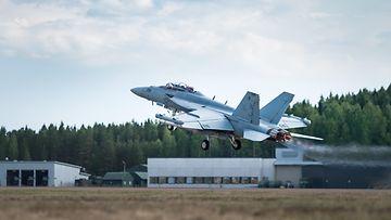 AOP Tikkakoski ilmavoimat