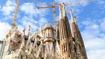 AOP Sagrada familia Barcelona